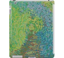 Rowan Tree Over Footpath iPad Case/Skin
