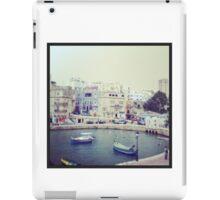 Malta, st. Julian  iPad Case/Skin