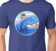 Surfs Up Raichu Unisex T-Shirt
