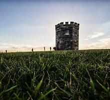 La Perouse Castle by yolanda