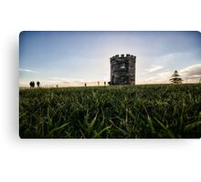 La Perouse Castle Canvas Print