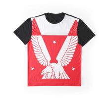 Eagle USA Red Graphic T-Shirt