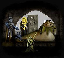 Kermit the Hutt by ScottSherwood