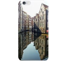 Amsterdam Canal II iPhone Case/Skin