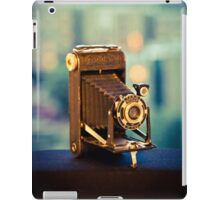 Evolution of photography 1. iPad Case/Skin