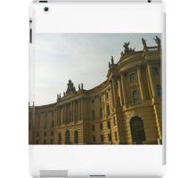 The University Building, Berlin iPad Case/Skin