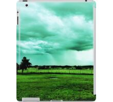 Texas Hill Country Storm iPad Case/Skin