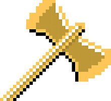 8 Bit Golden Axe by The Eighty-Sixth Floor