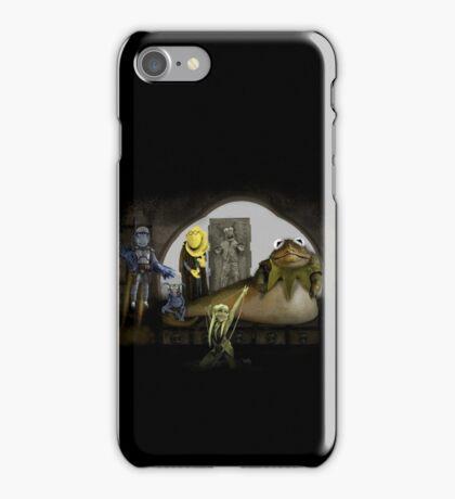 Kermit the Hutt iPhone Case/Skin