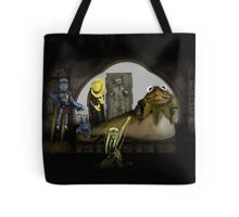 Kermit the Hutt Tote Bag
