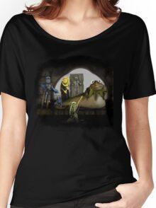 Kermit the Hutt Women's Relaxed Fit T-Shirt