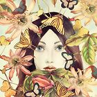 Whispers From A Secret Garden by Paula Belle Flores