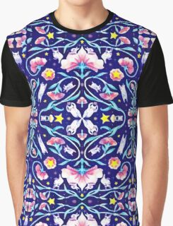 Flora Cosmica Graphic T-Shirt
