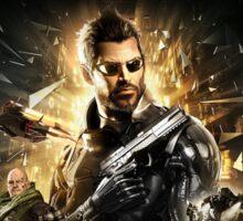 Deus Ex: Mankind Divided Day One Edition (PS4) Sticker