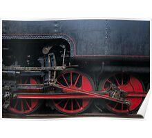 The Locomotive Poster
