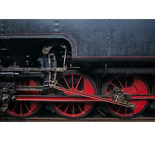 The Locomotive Photographic Print