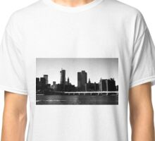 Manhattan Skyline Classic T-Shirt