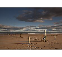 st cyrus beach Photographic Print