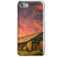 The Sky is Falling iPhone Case/Skin