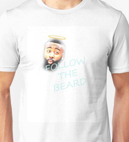 Follow The Beard - Harden - Basketball - Funny Unisex T-Shirt