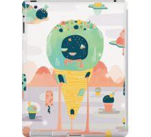 Melting Desert iPad Case/Skin