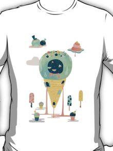 Melting Desert T-Shirt