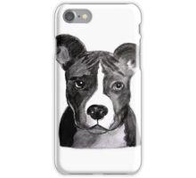 Good Dog Pit Bull iPhone Case/Skin