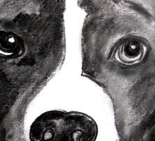 Good Dog Pit Bull Sticker