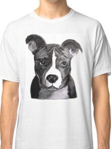 Good Dog Pit Bull Classic T-Shirt