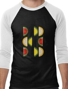 Fruit Men's Baseball ¾ T-Shirt