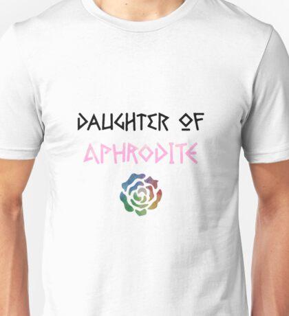 daughter of aphrodite Unisex T-Shirt