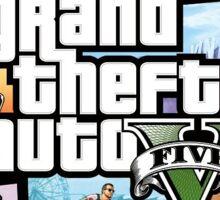 Grand Theft Auto V (Xbox One) Sticker