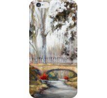 Longwood Gardens Bridge iPhone Case/Skin