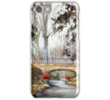 Longwood Gardens Bridge iPhone Case/Skin