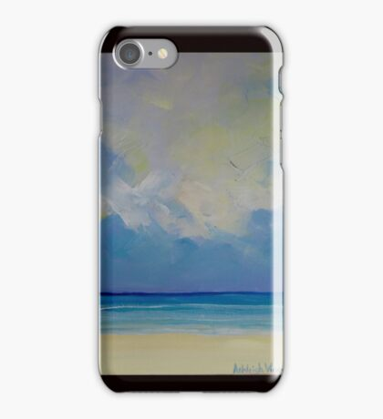 Sunday Ocean iPhone Case/Skin