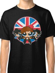 Powerpuff Brits Classic T-Shirt