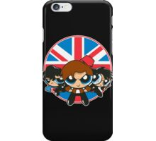 Powerpuff Brits iPhone Case/Skin