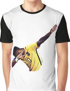 neymar Graphic T-Shirt