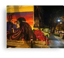 Surry Hills graffiti, Australia Canvas Print