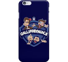 Gallifreyniacs iPhone Case/Skin