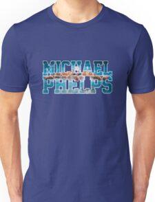 michael phelps Unisex T-Shirt