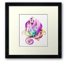Princess Cadance Framed Print