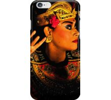 Bali, the mysterious ways. iPhone Case/Skin