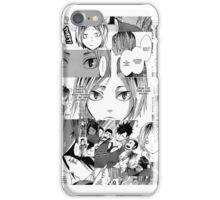 Kenma collage  iPhone Case/Skin