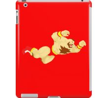 Zangief Minimal  iPad Case/Skin