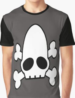 Oddworld Skull Cross Bones Graphic T-Shirt