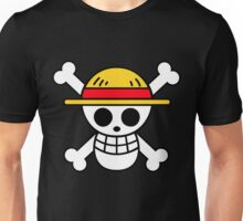 Luffy Logo Unisex T-Shirt