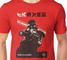 Killzone Fear Propaganda Poster Unisex T-Shirt
