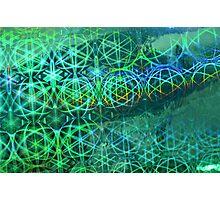 3D - Optical Illusion Photographic Print