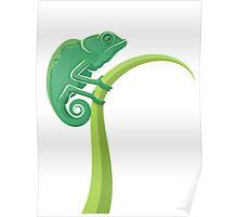 Chameleon Style Poster